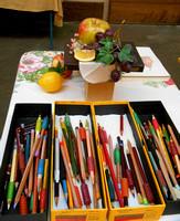 Traveling pencils