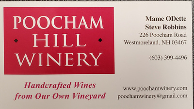 Poocham Hill Winery